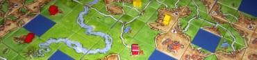 Carcassonne, jeu de plateau