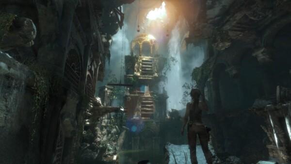 Lara Croft sur les traces de son père – Rise of the Tomb Raider