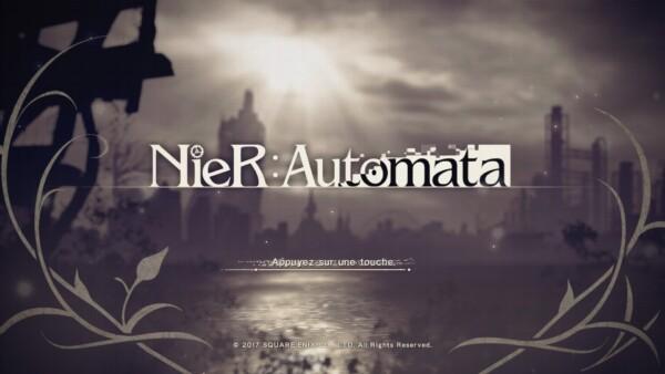 NieR Automata: Les androïdes rêvent-ils de fin du monde?
