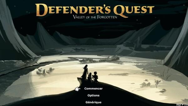 Defender's Quest DX – Le Tower Defense RPG
