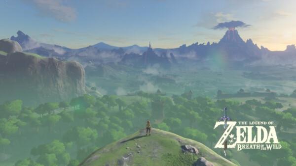 The Legend of Zelda et son petit air sauvage…