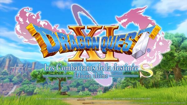 Dragon Quest XI S – Les combattants de la destinée